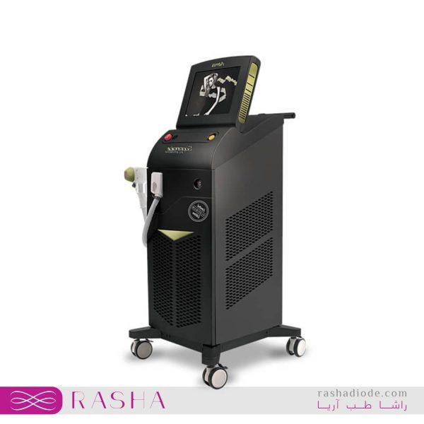 دستگاه لیزر الکس دایود Soprano ice Platinum