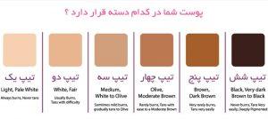 بهترن دستگاه لیزر برای پوست ایرانی