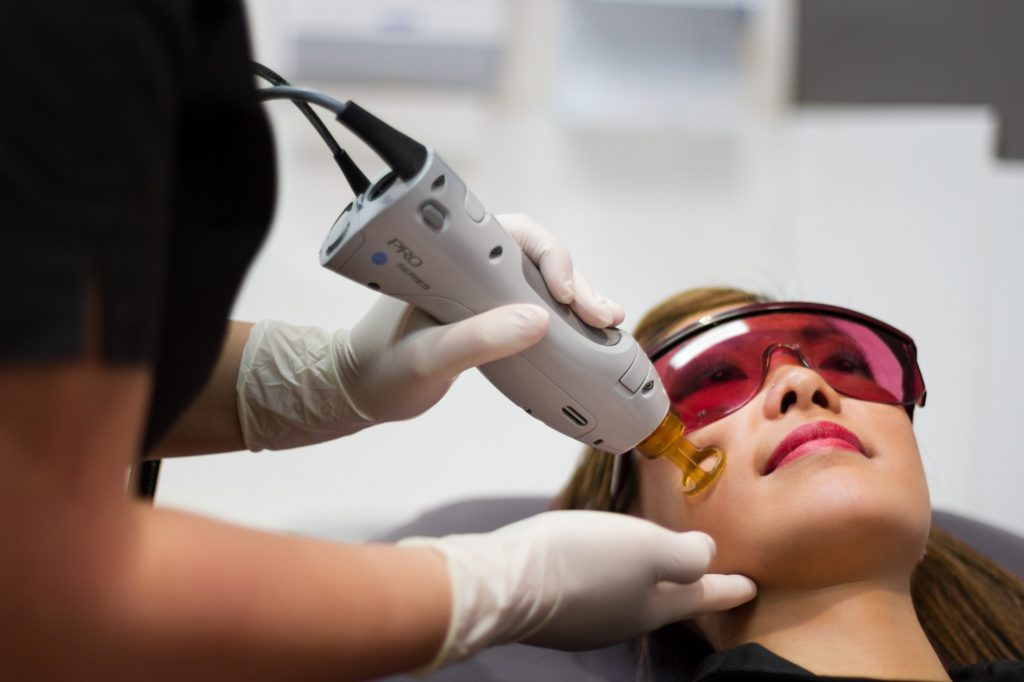گارانتی دستگاه لیزر مو